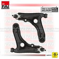 FAI WISHBONE PAIRS LOWER FITS SEAT CORDOBA IBIZA TOLEDO VW CADDY GOLF POLO