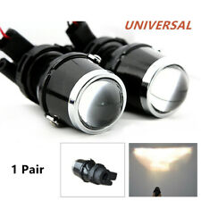 2X H3 Car Near Light Fog Lamp HID Bi-xenon Projector Len Headlight Bright Bulb