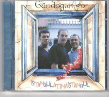 (GK226) Gundogarken, Istanbul Atina Istanbul - 2000 CD