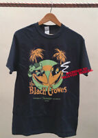 The BLACK CROWES shirt 2019 Los Angeles Troubadour Concert Tour. BNWT Gildan