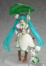 Max Factory figma - Vocaloid: Snow Miku Snow Bell Ver.