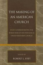 Essays Commemorating the Jubilee Year of the Evangelical United Brethren Church