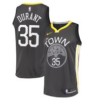 NEW/TAGS Kevin Durant Golden State Warriors Nike Swingman Statement Jersey