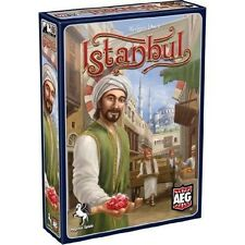 """""""New"""" Istanbul Board Game"""