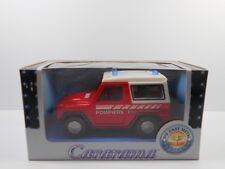 CARARAMA MERCEDES JEEP ' POMPIERS ' MINT BOXED 1:43