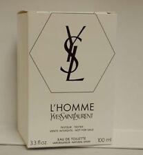 YSL L'Homme Cologne by Yves Saint Laurent - 3.3 / 3.4 oz / 100 ml EDT Spray TST