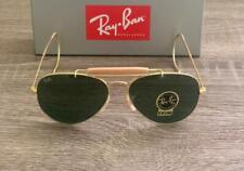 Ray Ban RB3030 Outdoorsman® L0216, Gold Frame 58•14 160