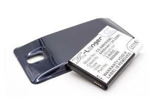 BATTERIE bleu 6400mAh pour Samsung Galaxy Note 3, Galaxy Note III, SC-01F