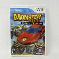 Monster 4X4: World Circuit (Nintendo Wii, 2006) Complete Tested Working