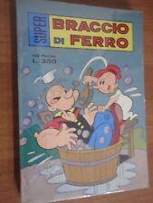 BRACCIO DI FERRO SUPER ed. Metro 1977 n. 50  stato Ottimo di Busta   L