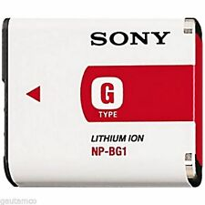 New SONY NP- BG1  RECHARGABLE  BATTERY FOR  SONY {G} TYPE CHARGER WITH WARRANTY