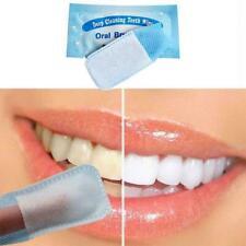 1pc Oral Brush Up Teeth Deep Cleaning Teeth Wipes Whitening wipes New Denta Y5V3