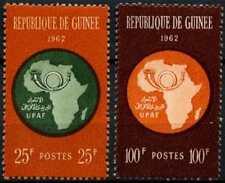 Guinea 1962 SG#303-4 African Postal Union MNH Set #D58341