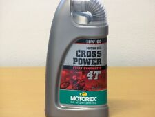 Motorex Cross Power 4T vollsyn 10W/60 1 Ltr