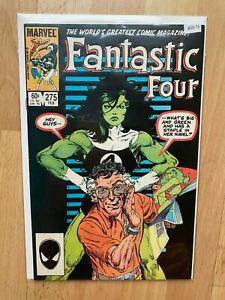 Fantastic Four 275 - Comic Book - B50-73