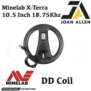 Minelab X-Terra 10.5 Inch DD 18.75Khz