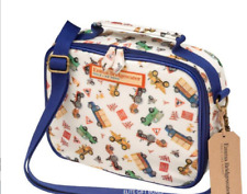 Emma Bridgewater- Men At Work Pvc Lunch Bag /Sandwiches /school bag,For Hospice