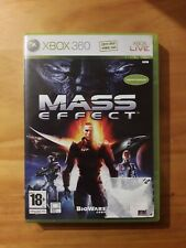 MASS EFFECT XBOX 360 complet