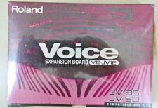 Roland VE-JV1E Voice Expansion Board for JV-35 and JV50