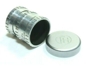 TAYLOR TAYLOR & HOBSON Serital 0.5 inch f1.9 D Mount Lens For Bolex 8mm Camera