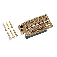 Pre-Sale Gotoh Guiter 510T-BS2 Tremolo Bridge Non-locking Steel Saddles Gold