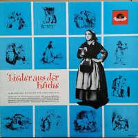 Various Lieder Aus Der Küche Verklungene LP Album Vinyl Schallplatte 147581
