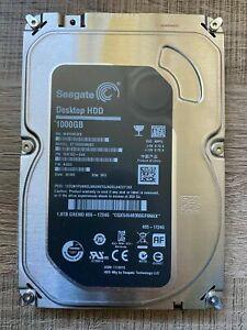 Apple Original Seagate1TB SATA 3.5 Hard Drive Slim Barracuda with macOS