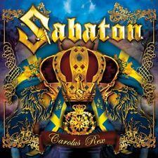 SABATON Carolus Rex CD 2012