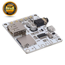 DC 5V Audio Receiver Board Amplifier Bluetooth Micro USB TF Card Decode Player