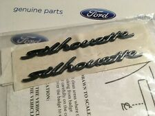 Ford Escort MK5/6/7 New Genuine Ford badges