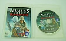 PS3  - Assasins Creed Revelations - Playstation 3 Game 2011 Ubisoft