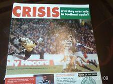 celtic v rangers + inter milan sammer football pictures A4