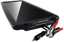 Schumacher SP-200 2.4W 12V Solar Battery Charger & Maintainer Car Trickle Charge