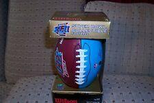 Football Super Bowl 42 MINI collectible Wilson