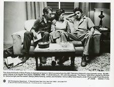 MICHAEL ST GERARD MILLIE PERKINS BILLY GREEN BUSH ELVIS PRESLEY 90 ABC TV PHOTO