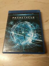 Prometheus 4 Disc Collector's Edition Blu-ray , Blu-ray 3D , DVD