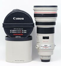 Canon EF 400mm f/2.8L IS USM Lens  Mint-