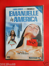 film erotic dvd's laura gemser emanuelle in america joe d'amato paola senatore