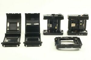 【NEAR MINT】Mamiya RB67 6x8 Motorized Film + SD 645 6x4.5 Backs From JAPAN 1248-4