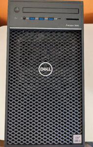 New Dell Precision 3640 Tower - i5-10500 8GB 1000W PSU