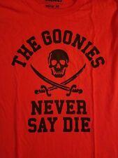 New Loot Crate Exclusive Goonies Never Say Die Ripple Junction T-Shirt Adult M