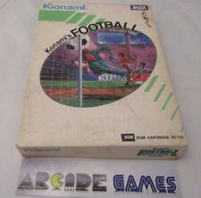 KONAMI'S FOOTBALL MSX RC732 1985 (envoi suivi, vendeur pro)