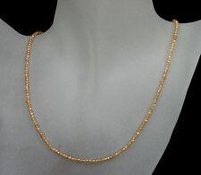 Gefärbte Echtschmuck-Halsketten & -Anhänger im Collier-Stil aus Sterlingsilber