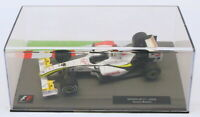 Altaya 1/43 Scale Model Car 11418K - F1 Brawn GP 01 2009 - Jenson Button