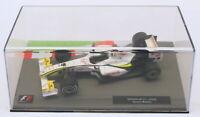 Altaya 1/43 Scale Model Car 11418K - F1 Brawn GP 01 2009 - Jenson Button
