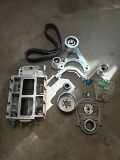 Bds blower manifold and drives Bbc Hilborn Enderle drag Rcd gasser dragster