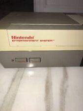 Original Nintendo (NES) Console+8 games Bundle Mario Zapper More Vintage
