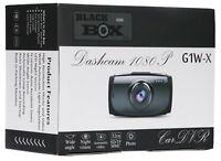 Black Box G1W-X Dashboard Dash Cam