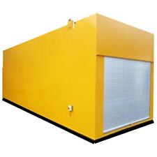 10,000 Litre Steel Bunded Fuel, diesel storage, container, tank by Fuel Safe UK