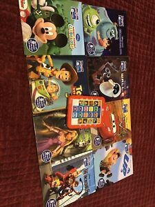 Disney me reader electronic reader and 8-book